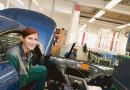 Umsatzprognosen 2012 für die deutsche Automobilindustrie